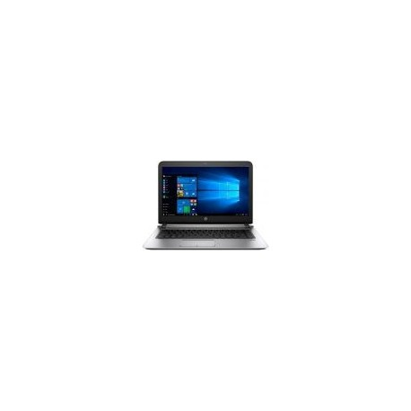 Laptop HP ProBook 440 G3 (Procesor Intelu00AE Coreu2122 i3-6100U (3M Cache, 2.30 GHz), Skylake, 14inch, 4GB, 500GB @7200rpm, Intelu00AE HD Graphics 520, Wireless AC, FPR, Win7 Pro 64 + upgrade la Win10 Pro 64)