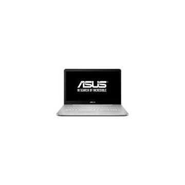Laptop ASUS N752VX-GC105D (Procesor Intelu00AE Quad-Coreu2122 i7-6700HQ (6M Cache, up to 3.50 GHz), Skylake, 17.3inchFHD, 8GB, 1TB @7200rpm, nVidia GeForce GTX 950M@4GB, USB C, Tastatura Iluminata, Wireless AC)