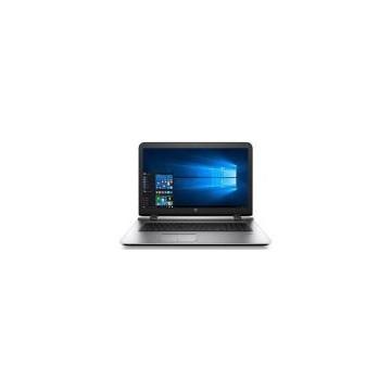 Laptop HP ProBook 470 G3 (Procesor Intelu00AE Coreu2122 i5-6200U (3M Cache, up to 2.80 GHz), Skylake, 17.3inchHD+, 4GB, 500GB @7200rpm, AMD Radeon R7 M340@2GB, Wireless AC, FPR, Win7 Pro 64 + upgrade la Win10 Pro 64)