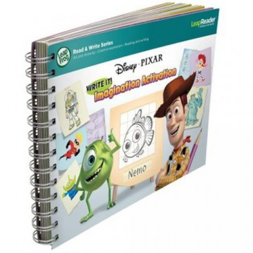 Carte Interactiva LeapReader - Disney Pixar