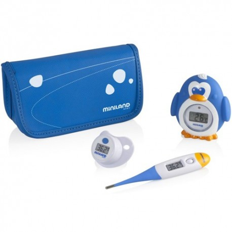 Set Termometre Thermokit Albastru