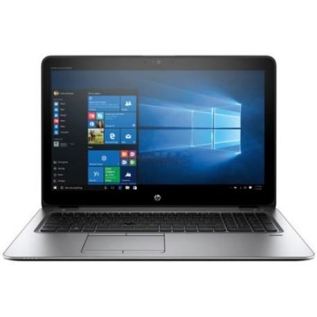 Laptop HP EliteBook 850 G3 (Procesor Intelu00AE Coreu2122 i5-6200U (3M Cache, up to 2.80 GHz), Skylake, 15.6inchFHD, 8GB, 256GB SSD, Intel HD Graphics 520, Tastatura iluminata, Wireless AC, FPR, Win10 Pro 64)
