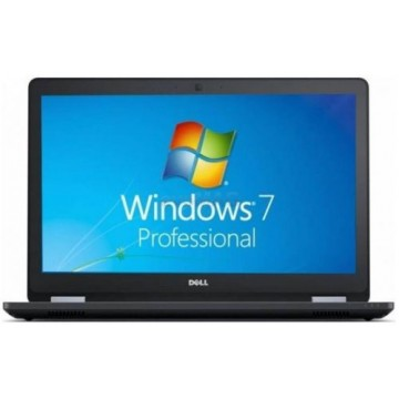 Laptop Dell Latitude 15 5570 (Procesor Intelu00AE Quad-Coreu2122 i5-6440HQ (6M Cache, up to 3.50 GHz), Skylake, 15.6inchFHD, 4GB, 500GB @7200rpm, Intel HD Graphics 530, Tastatura iluminata, Wireless AC, FPR, Win7 Pro 64)