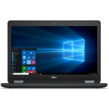 Laptop Dell Latitude 15 5570 (Procesor Intelu00AE Coreu2122 i7-6600U (4M Cache, up to 3.40 GHz), Skylake, 15.6inchFHD, 8GB, 500GB @7200rpm, AMD Radeon R7 M360@2GB, Wireless AC, FPR, Win7 Pro + upgrade la Windows 10)