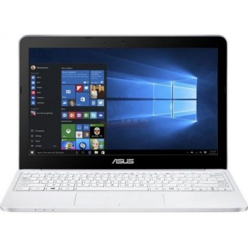 Laptop ASUS VivoBook E200HA-FD0007TS (Procesor Intelu00AE Atomu2122 x5-Z8300 (2M Cache, up to 1.84 GHz), 11.6inch, 2GB, 32GB eMMC, Intelu00AE HD Graphics, Wireless AC, Win10 Home 64, Alb)