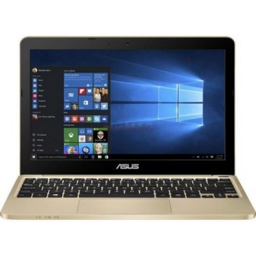 Laptop ASUS VivoBook E200HA-FD0009TS (Procesor Intelu00AE Atomu2122 x5-Z8300 (2M Cache, up to 1.84 GHz), 11.6inch, 2GB, 32GB eMMC, Intelu00AE HD Graphics, Wireless AC, Win10 Home 64, Auriu)
