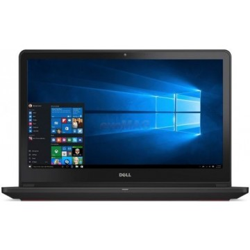 Laptop Dell Inspiron 15 7559 (Procesor Intelu00AE Quad-Coreu2122 i7-6700HQ (6M Cache, up to 3.50 GHz), Skylake, 15.6inchUHD, Touch, 16GB, 1TB + 128GB SSD, nVidia GeForce GTX 960M@4GB, Tastatura iluminata, Wireless AC, Win10 Pro)