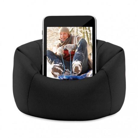 Suport telefon mobil Puffy negru