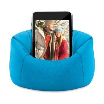 Suport telefon mobil Puffy albastru