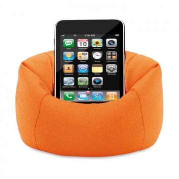 Suport telefon mobil Puffy portocaliu