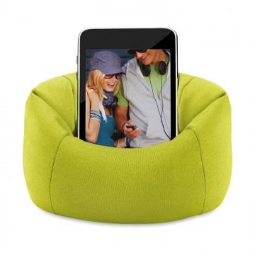 Suport telefon mobil Puffy verde