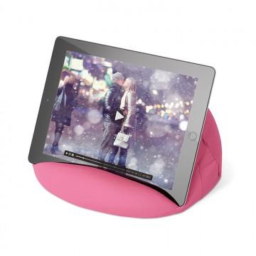 Suport tableta din microfibra Paddy roz CDT-MO8371-38