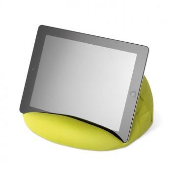 Suport tableta din microfibra Paddy verde CDT-MO8371-48