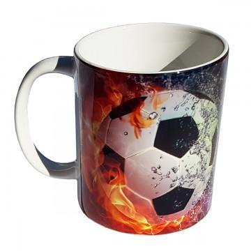 Cana ceramica pentru Cel mai bun Fotbalist, 300 ml