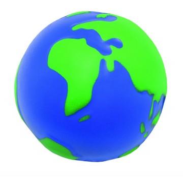 Minge antistres Globus