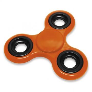 Spinner antistres ABS portocaliu