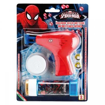 Spiderman - Pistol baloane de sapun