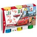 Cars - Set 3 tuburi baloane de sapun