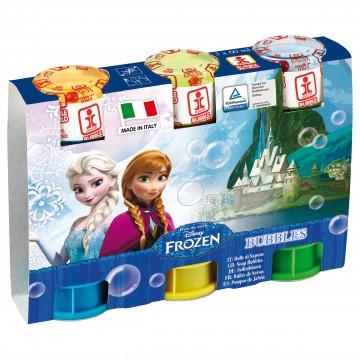 Disney Frozen - Set 3 tuburi baloane de sapun