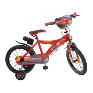 Bicicleta copii Cars 3 - 16 inch