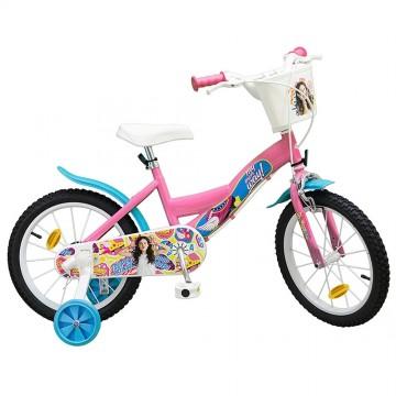 Bicicleta copii Soy Luna - 16 inch