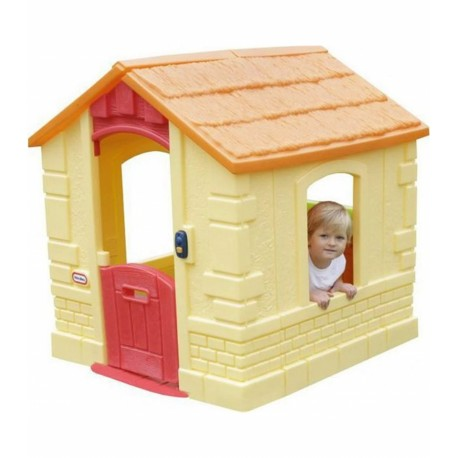 Casuta copii Little Tikes - Casuta Secreta, galben