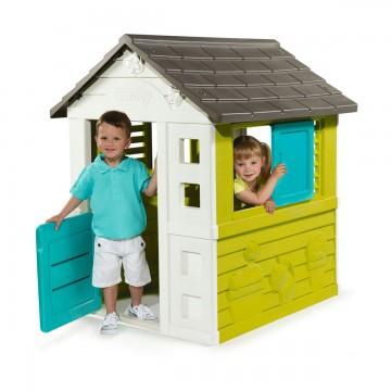 Casuta copii Smoby Pretty House
