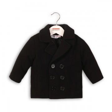 Jacheta lana Minoti pentru baieti cu nasturi