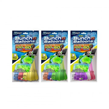 Baloane apa Bunch O Balloons - 3 x Set Rapid Fill