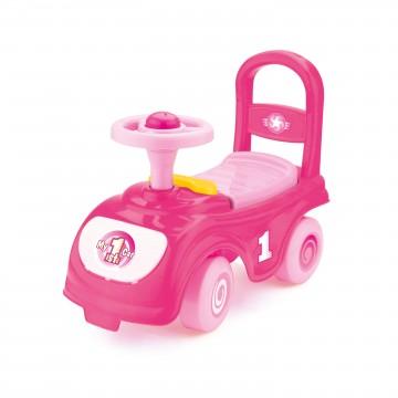 Masinuta fara pedale Dolu My 1st Ride, Roz