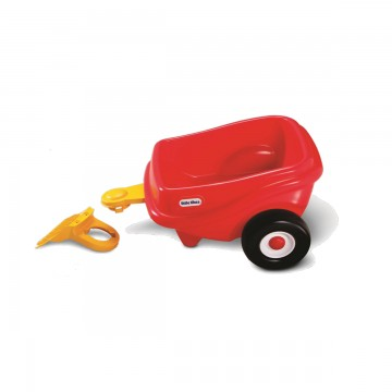 Remorca Little Tikes Cozy Coupe, Rosu