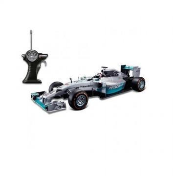 Masina cu telecomanda Maisto Mercedes Benz Formula 1, 1:14 - Lewis Hamilton