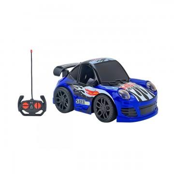 Masinuta cu telecomanda Racing Globo, 1:20, Albastru