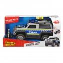 Masinuta de politie Dickei Toys Police Suv