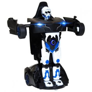 Masina cu telecomanda Rastar RS X MAN Transformer 1:14, Alb