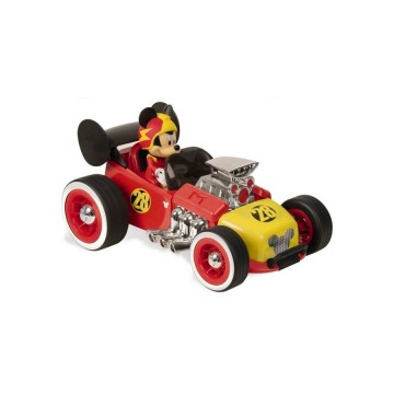Masina cu telecomanda Mini Roadster Racers - Mickey
