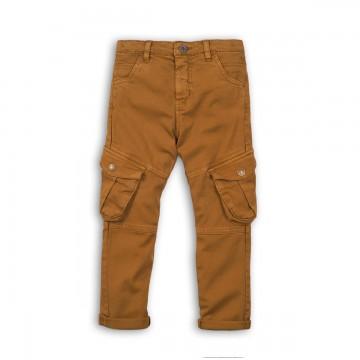 Pantaloni twill cu buzunare laterale Minoti Expo M318L012