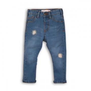 Pantaloni denim tip blug Minoti Yay M318L004