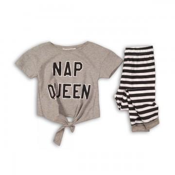 Pijama copii Minoti Yawn Nap Queen