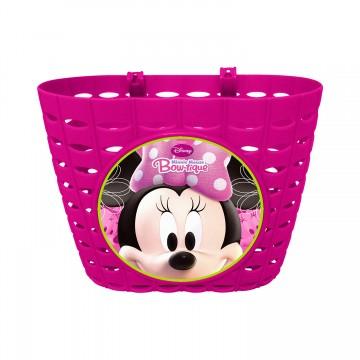 Cos pentru bicicleta Minnie Mouse
