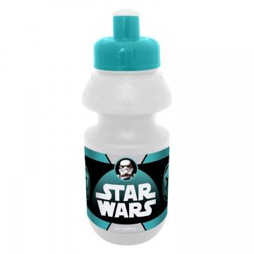 Sticla de apa cu suport fixare Stamp Star Wars