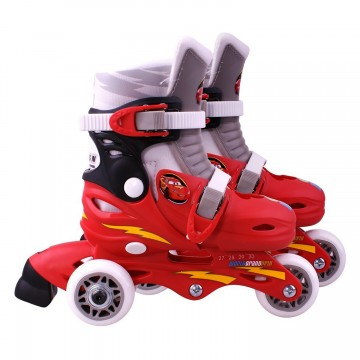 Role copii 2 in 1 STAMP Cars 2, Marime 27 - 30
