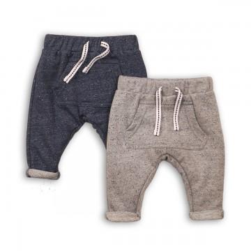 Set pantaloni trening bebe Minoti Awesome