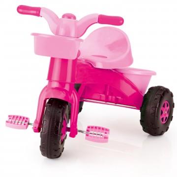 Tricicleta copii Dolu My First Trike, roz