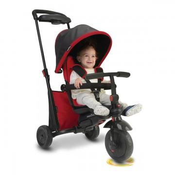 Tricicleta copii Smart trike, Fold 500 Rosu