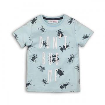 Tricou baieti cu imprimeu, Minoti Bugs