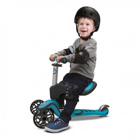Trotineta copii Smart trike T1 Albastru