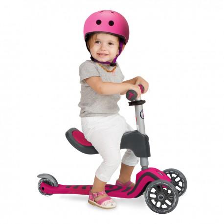 Trotineta copii Smart trike T1 Rosu