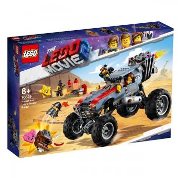 LEGO® Movie - Buggy-ul lui Emmet si al lui Lucy (70829)