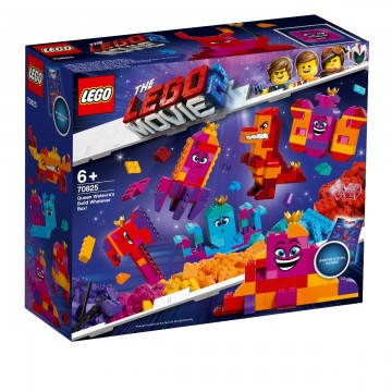LEGO® Movie - Cutia de constructie a Reginei Watevra (70825)
